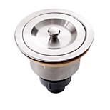 Stainless Steel Sink Drainer Set Kitchen Accessories Sewer Portable Sink Drainer Kitchen Sink Strainer Filter