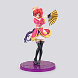 Love Live Animation Project Kimono Model Doll Toy-Maki Nishikino