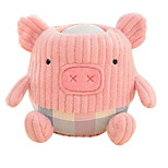 Pink Pig Pat Lamp NightLight Battery Infant Sleep NightLight
