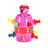 Novelty Kids Children Funny Lucky Game Gadget Jokes Tricky Pirate Barrel Game