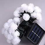 NO 7 M 50 Diodo LED RGB / Color Aleatorio A Prueba de Agua 1.5 W Cuerdas de Luces AC100-240 V