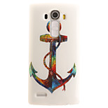 Anchor Painting Pattern TPU Soft Case for LG G4/G4Mini/G4C/G3Mini/G3