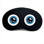 Travel Sleeping Eye Mask Type 0031 Blue Big Eye