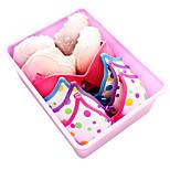 7951 Korean Plastic Bra Underwear Sub Compartment Storage Boxes