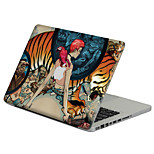 Flower Style Sticker Decal 011 For MacBook Air 11/13/15,Pro13/15,Retina12/13/15