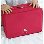 Travel Clothing Storage Bag Large Capacity Trolley Layered Finishing Bags Handbag L Size