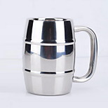 Stainless Steel Wine Cup 350ml
