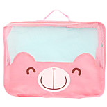 0108 Korea Portable Multifunctional Travel Toiletries Bag Lady Makeup Bag Waterproof Nylon Bag Wholesale (Small)