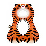 1-3 Years Old Baby Neck Protection Infant Car Seat Cushion U Type Baby Pillow(Tiger)