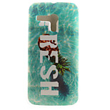 Fruit Painting Pattern TPU Soft Case for Motorola Moto G XT1028/XT1031/XT1032