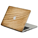 Wood Style Sticker Decal 012 For MacBook Air 11/13/15,Pro13/15,Retina12/13/15