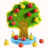 Apple Tree Wooden Educational Toy