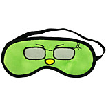 Kuroko no Basket Flannel Green Chicken Sleeping Eye Mask