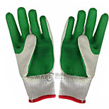 Gloves Wholesale Little Helper Film Dipped Coating Wear Cut-resistant Gloves Hanging Plastic Durable Factory Direct
