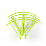SYMA X5HW / X5HC  Red / Black / White / Green / Blue Plastic Propeller Guards 1 PC