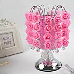 1pc da lâmpada rosas mesa sensível ao toque doce tipo lâmpada Aing de casamento presente festival