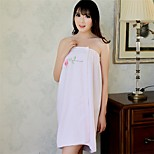 1 PC Full Cotton Bath Robe 27
