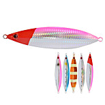 2pcs/lot Afishlure Slow Metal Plate Lead Jig 160g Fishing Lure Deep Ocean Jigging Lure Sea Fishing