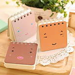 Kraft Expression Coil / Portable Notebook / Laptop Notebook / Korea Stationery