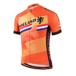 Miloto® Bike/Holland Cycling Jersey Shirt / Sweatshirt / Jersey Women's / Men's /Reflective Strips/ Quick Dry