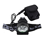Lanternas LED LED 3 Modo 5000 Lumens Recarregável / Tamanho Compacto / Super Leve Cree T6 18650.0Campismo / Escursão / Espeleologismo /