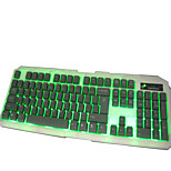 Gaming Backlit 108 Key USB Keyboard
