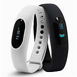 Intelligent pedometer bracelets bracelets silicone bluetooth movement