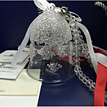 Car Pendant Bells Austria Crystal 2015 Christmas Crystal Bell Car Pendants
