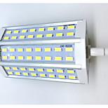 10 R7S Lâmpadas Espiga T 48LED SMD 5730 680LM-800LM lm Branco Quente / Branco Frio Decorativa AC 85-265 V 1 pç