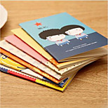 South Korea Stationery Cartoon Mouth Monkey Small Book Notepad Notebook Wholesale Taobao Activities Premiums