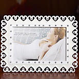 Continental Simple Diamond Wedding Gifts Home Decorations Photo Frame (6-inch)