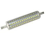 12 R7S LED a pannocchia T 90 SMD 3528 640-720 lm Luce fredda Decorativo AC 85-265 V 1 pezzo