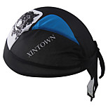 The Skeleton Wing Caps Cycling Outdoors Pirates Headband Mountain Road Cycling Sport Cap