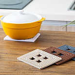 High-temperature Double-sided Available Placemat Coasters