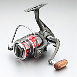 Spinning Reels 5.5/1 13 Ball Bearings Exchangable Spinning / Lure Fishing-KF1000-4000 YUMOSHI