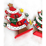 2016 New Christmas Tree Decorations Christmas Supplies Factory Wooden Crafts Ornaments