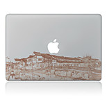 House Decorative Skin Sticker for MacBook Air/Pro/Pro with Retina