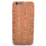 Bamboo Wood Pattern PU Leather Material Soft Phone Case for iPhone  6 6S  6 Plus 6S Plus