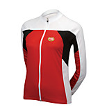 Sports Cycling Tops Women's Bike Clothes Breathable Ultra Light Fabric Long Sleeve