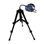 la nouvelle lumière de pêche la pêche de nuit lampe tuyau en aluminium Cardan petit trois mini caméra trépied