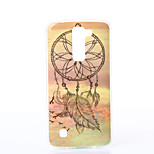 Dream Catcher Pattern TPU Material Phone Case for LG K10/K7