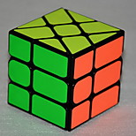 / Magic Cube Alien / Smooth Speed Cube Rainbow Plastic Toys