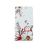 Flower Pattern PU Leather Full Body Case with Stand and Card Slot for LG G4 Stylus/G3 Stylus/G4 mini/G3 mini