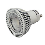 10 w GU10 LED Spotlight MR16 1 COB 850 lm Warm White / Cool White Decorative AC 100-240 V 1 pcs