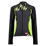Sports Cycling Tops Women's Bike Breathable / Front Zipper  / Terylene / CoolmaxClassic