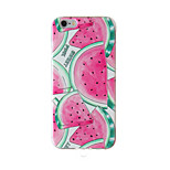 Full Body /Frosted / Embossed /Watermelon TPU Soft with Lanyard/String/Rope Case Cover For iPhone 6/6s/6plus/6s plus