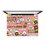 Super MOE Color 017 Full Keyboard PVC Scratch Proof For MacBook Air 11 13 15,Pro13 15,Retina13 15,MacBook12