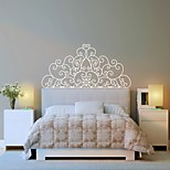 AYA™ DIY Wall Stickers Wall Decals, Flower Rattan & Crown Type PVC Panel Wall Stickers  50*102cm