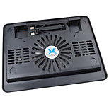 Laptop Super Big Fan Cooling Pad with LED Light