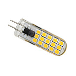 4W G4 Luces LED de Doble Pin T 30 SMD 2835 250-280 lm Blanco Cálido Decorativa DC 12 / AC 12 V 1 pieza